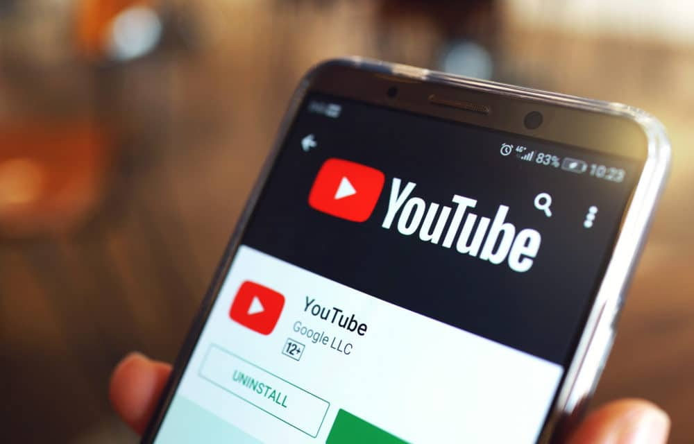 """YouTube will now warn users before posting comments that may be """"offensive'"""