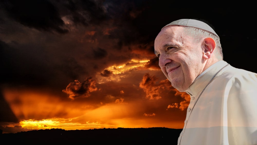 Pope Francis could fulfill final piece of 900-year-old doomsday prophecy