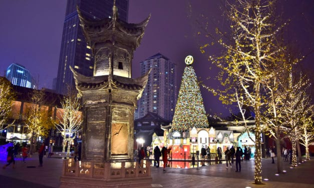 Christmas activities were banned in China, Churches forced to halt services