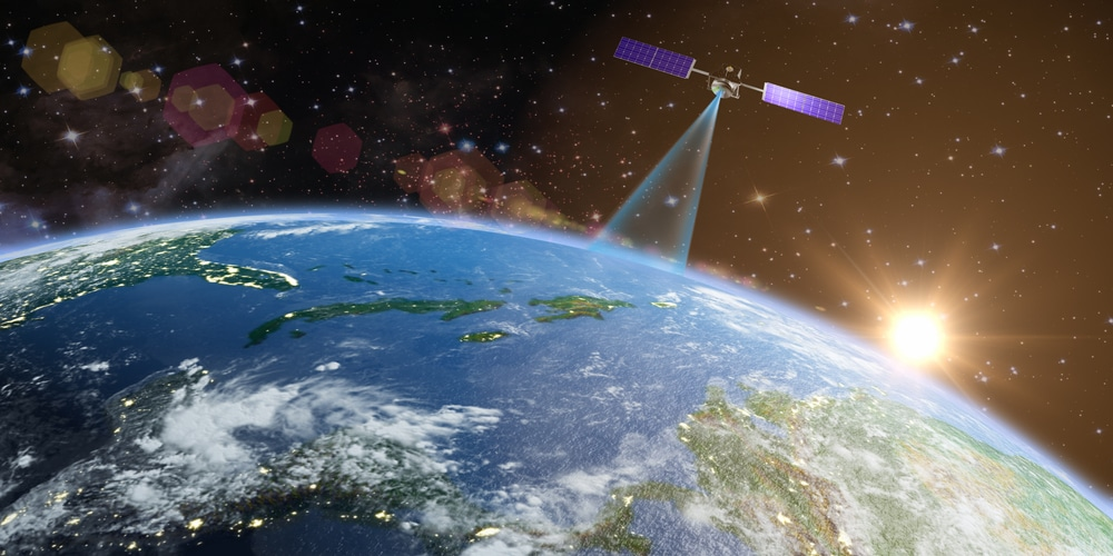 A New Satellite Can See Inside Buildings, Day or Night