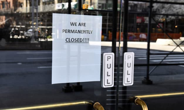 """48% Of U.S. Small Businesses Fear That They May Be Forced To """"Shut Down Permanently"""" Soon"""