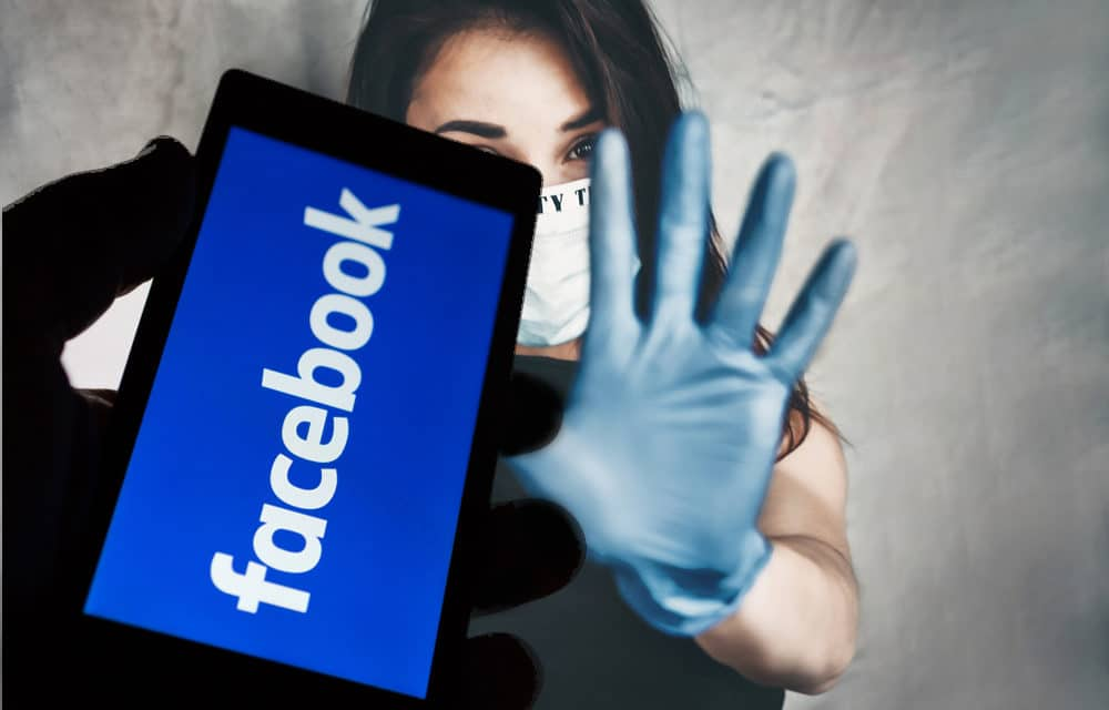Facebook Begins Banning Debunked Claims About COVID-19 Vaccines