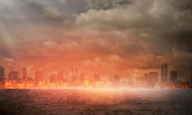 "Author claims that God's warning signs of the apocalypse is ""imminent'"