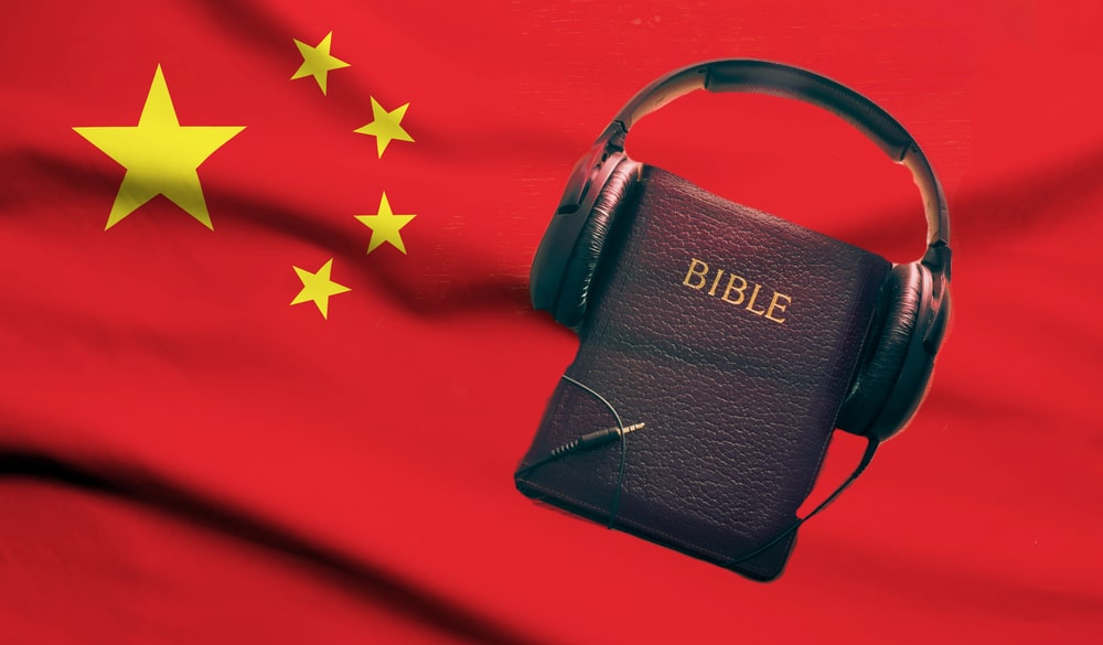 4 Christians in China facing hefty prison sentences for selling audio Bibles
