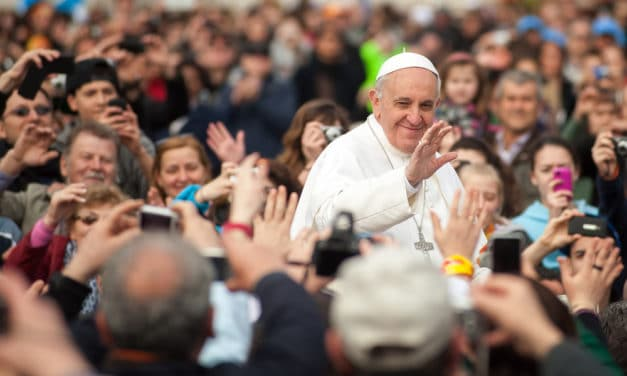 Rumors circulate of Pope Francis resigning after Christmas to 'follow Benedict'