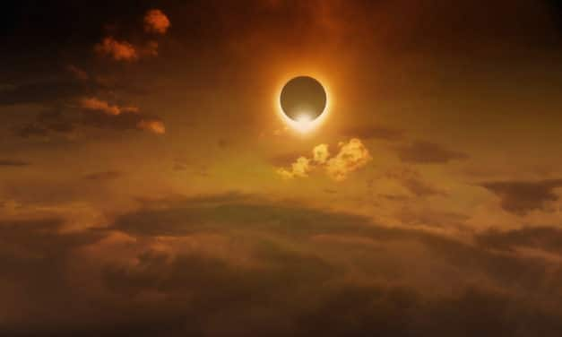 6.0 Earthquake strikes during total solar eclipse seen across Chile and Argentina