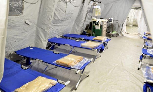 Australia Proposing Remote Camps for Quarantine