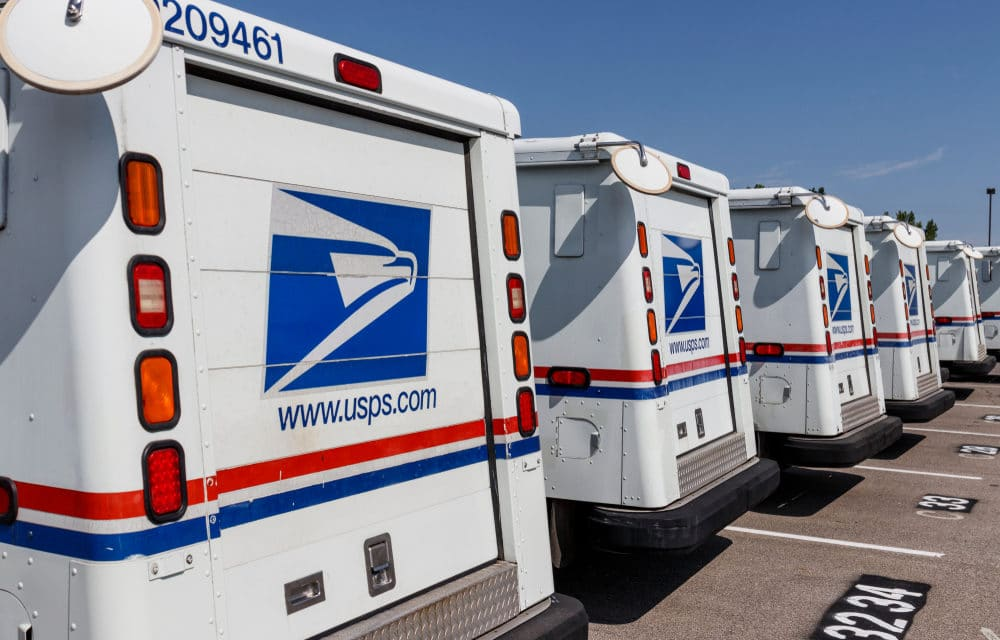 USPS temporarily removes, suspends mail collection in major cities ahead of inauguration