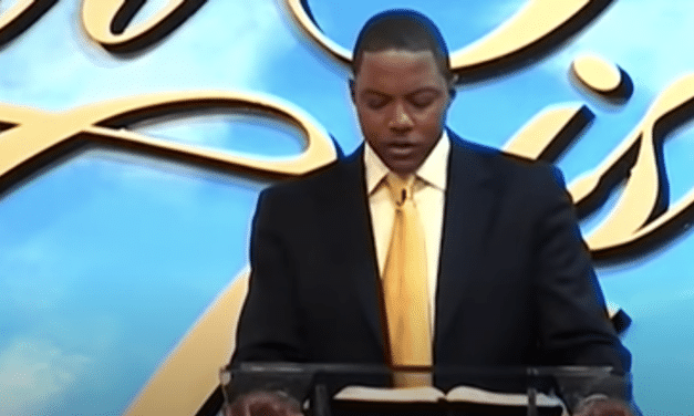 Former Rapper Mase returns to pulpit as new senior pastor of Church in Atlanta, GA