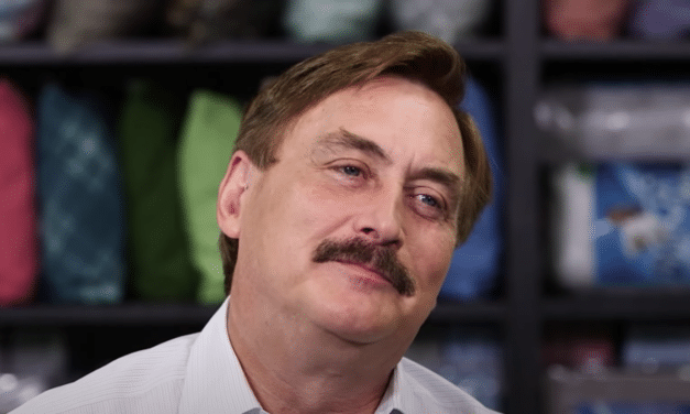 MyPillow founder Mike Lindell keeps telling everyone Trump will be president for four more years
