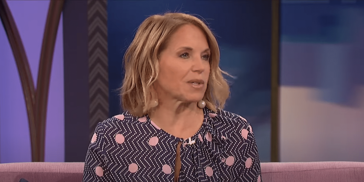 Katie Couric ask how are we going to 'deprogram people who signed up for the cult of Trump'