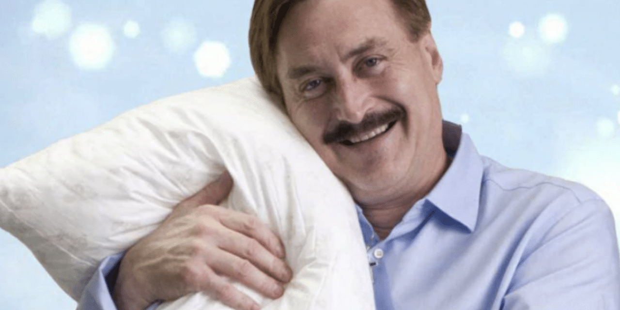 Major Retailers Dropping MyPillow, Says Mike Lindell