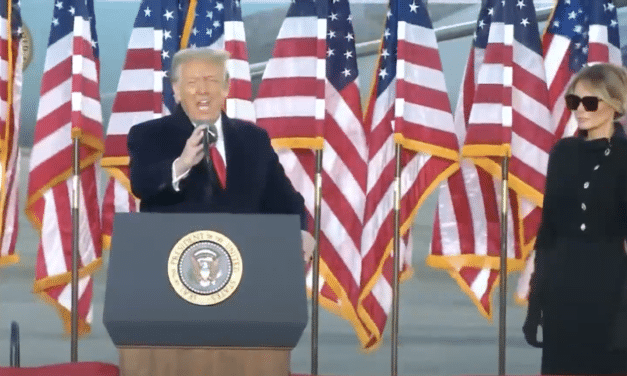 QAnon followers spin new theories as Trump presidency comes to an end