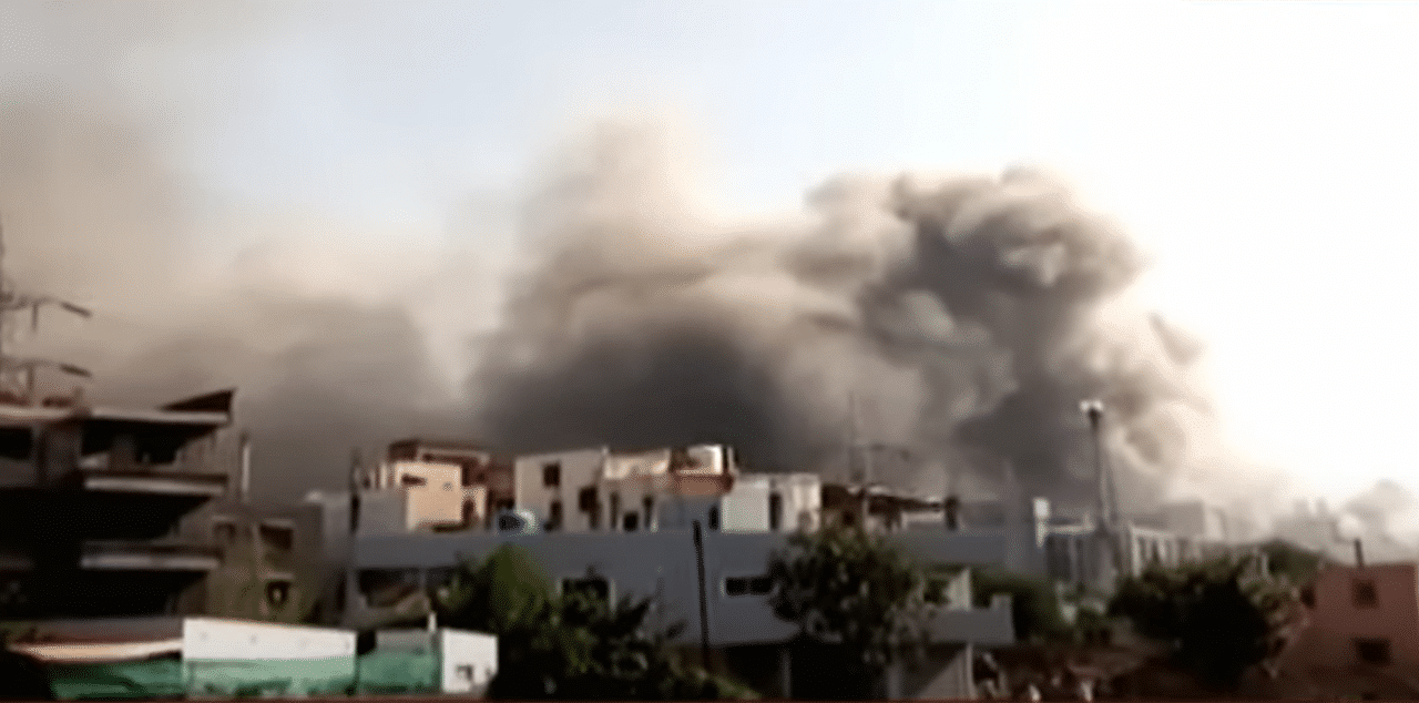 Massive fire breaks out at world's largest COVID-19 vaccine manufacturer
