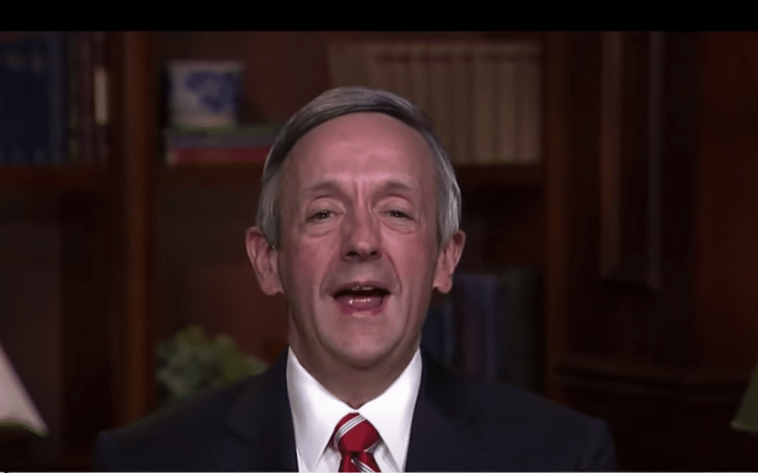 Pastor warns Biden Administration will celebrate what God condemns, Persecute the Church