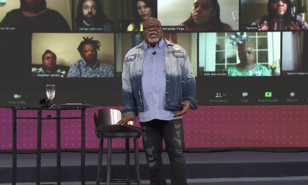 TD Jakes Suggests Using Churches, Faith-Based Groups to Encourage African Americans to Take COVID Vaccine