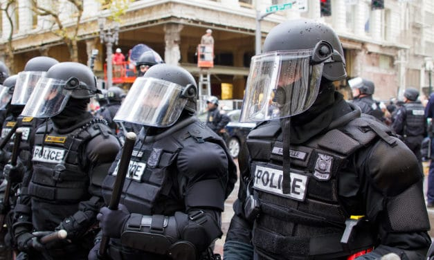 """The Police State Is Coming For """"Religious Extremists"""", """"Evangelical Christians"""", """"Pro-Life"""" Activists And """"Libertarians"""""""