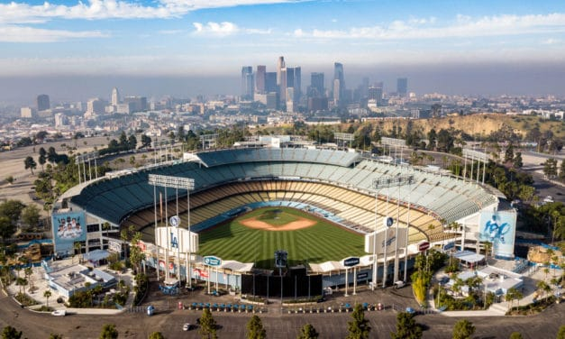 """CA stadiums and fairgrounds to be transformed into """"mass vaccination sites"""""""