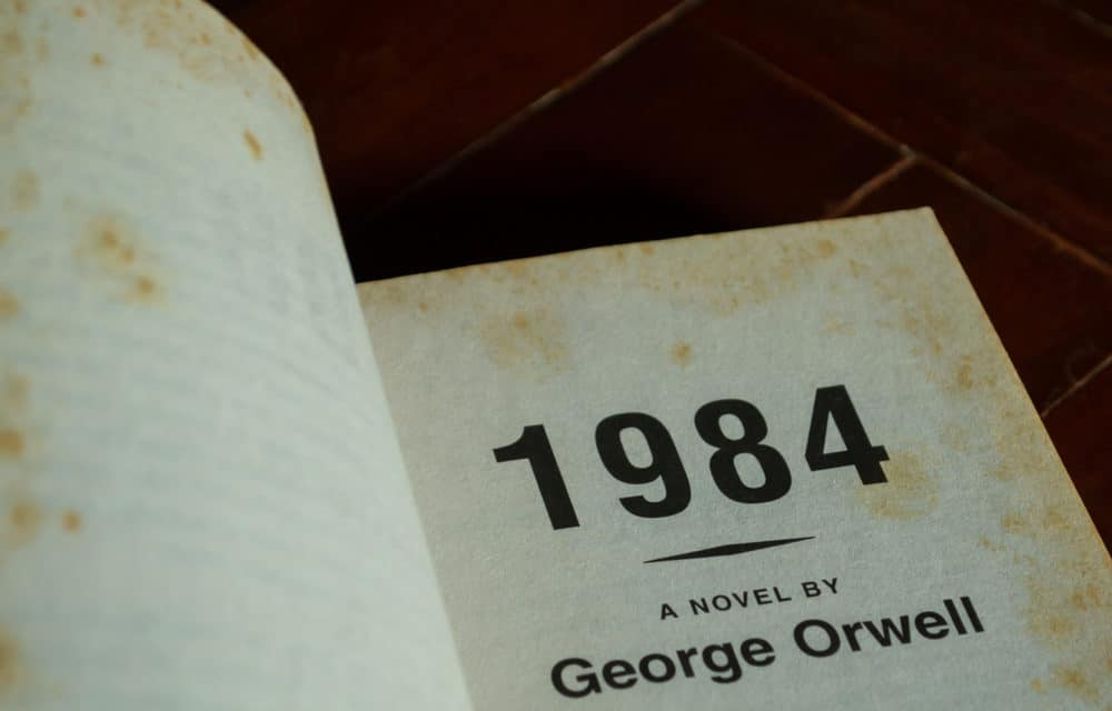 Dystopian Novel '1984' is Now Top-Selling Book on Amazon Following Big Tech Purge