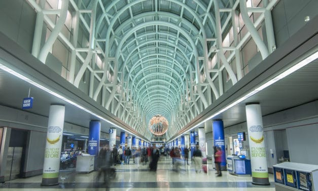 Man lived inside O'Hare airport for 3 months out of fear of flying from Covid