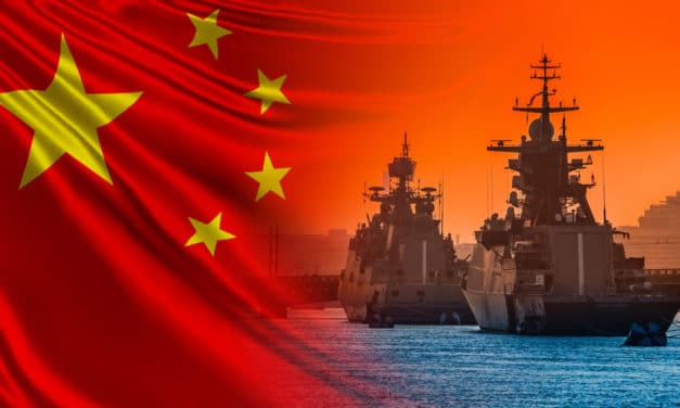 China authorizes coast guard to fire on any foreign vessels if needed raising concerns of conflict