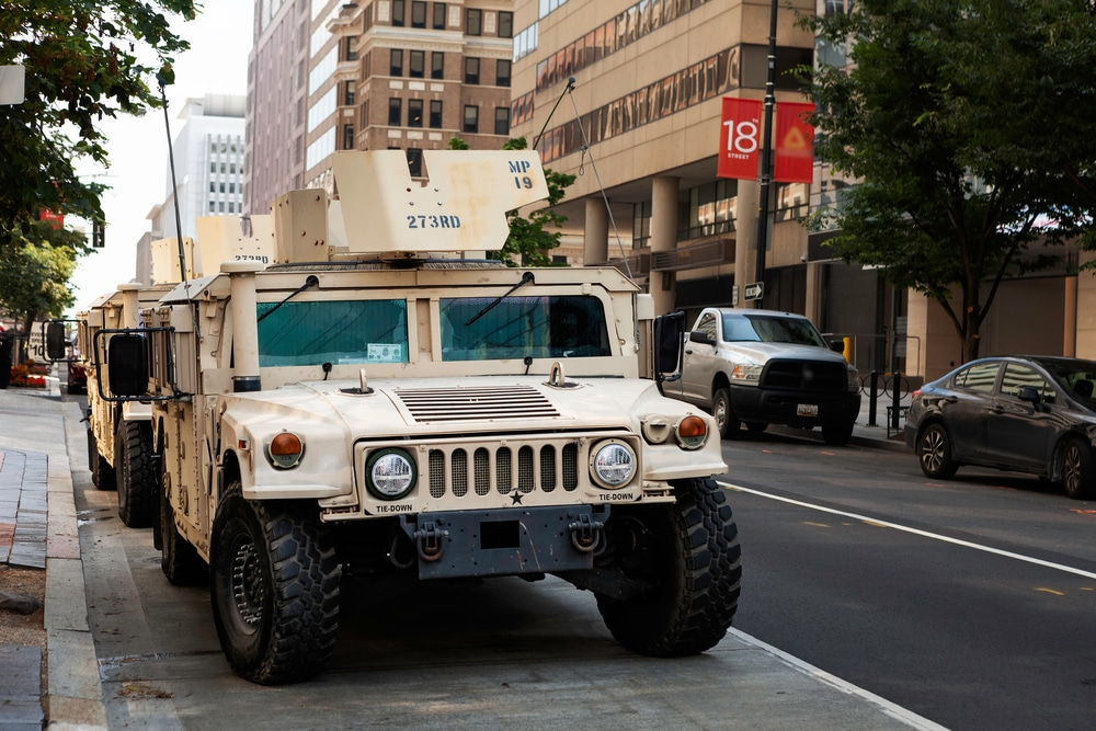 Up to 15,000 National Guard members could be deployed in D ...