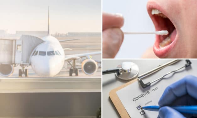 US to require negative Covid tests for ALL international visitors