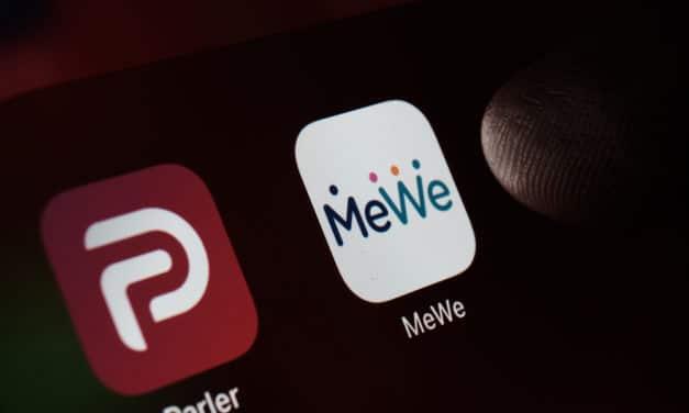 Alternative social network MeWe adds 2.5 million new members in one week