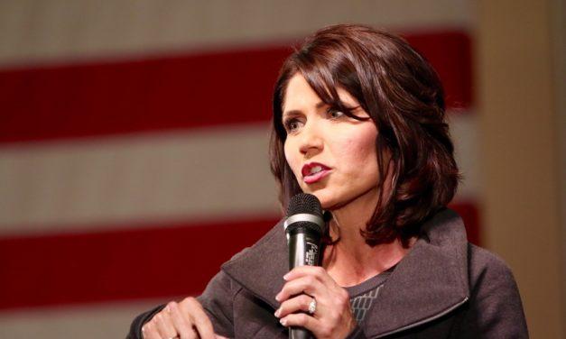 South Dakota Gov. Kristi Noem backs bill to ban abortions of Down syndrome babies
