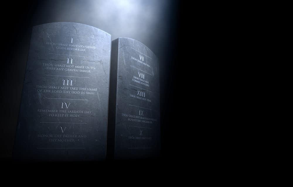 NC school board wants Ten Commandments at schools