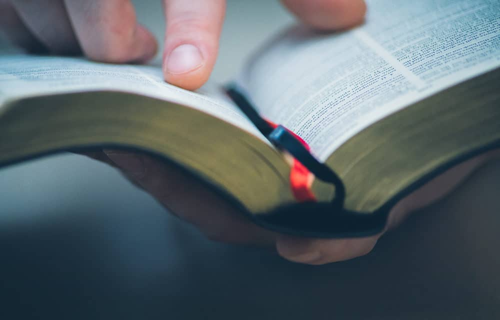 Bible Sales Surge During COVID Pandemic