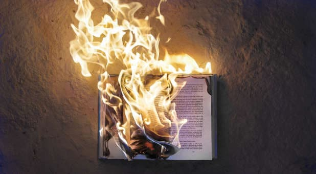 Amazon Engages in 'Digital Book Burning'