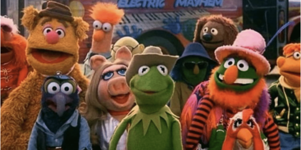 Disney labels the Muppet Show as 'Offensive'