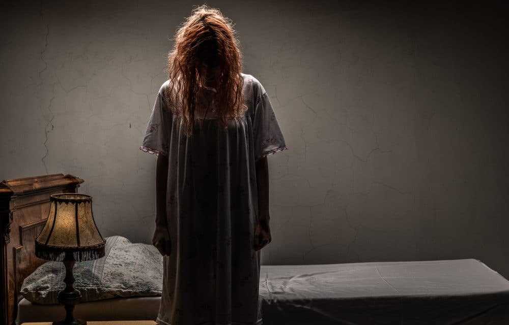 Exorcist recounts evil spirits attacking woman and then throwing him down stairs