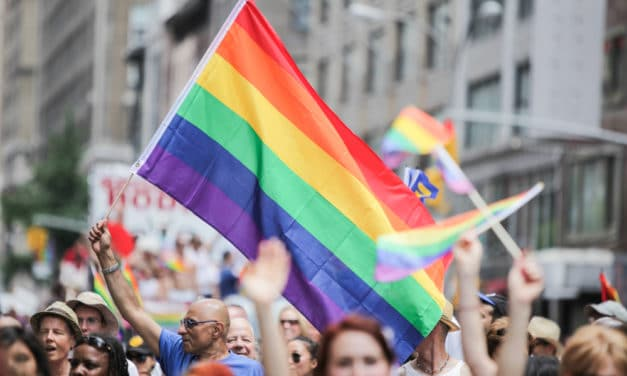 Those in the US who identify as LGBT rises to 5.6% in latest estimate