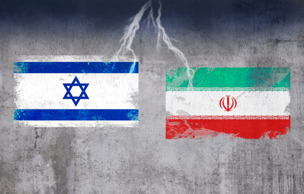 RUMORS OF WAR: Israel's Northern Border Could Become Battleground Over Iran's Nuclear Program