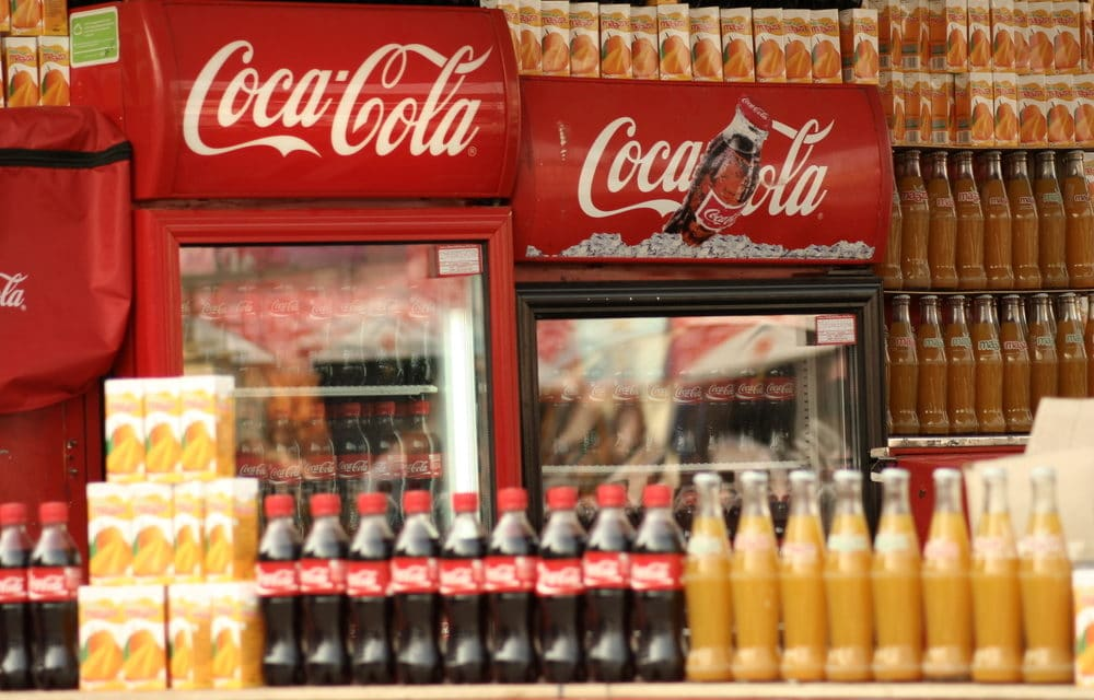 """Coca-Cola racism training 'asks staff to """"try to be less white"""""""