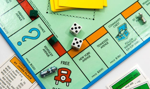 """The game of Monopoly is now considered to be """"Offensive"""""""
