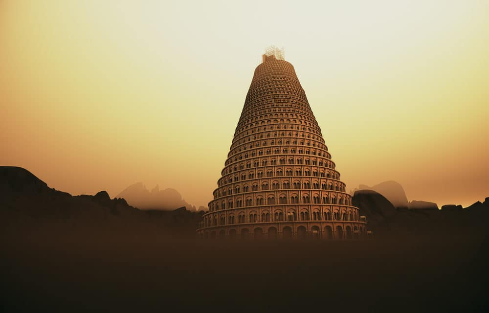 Bible experts reveal 'compelling clue' proving authenticity of Tower of Babel