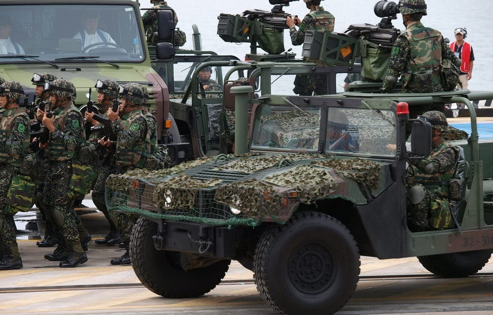 China sparks concern as Beijing makes 'concrete steps' to prepare for war with Taiwan