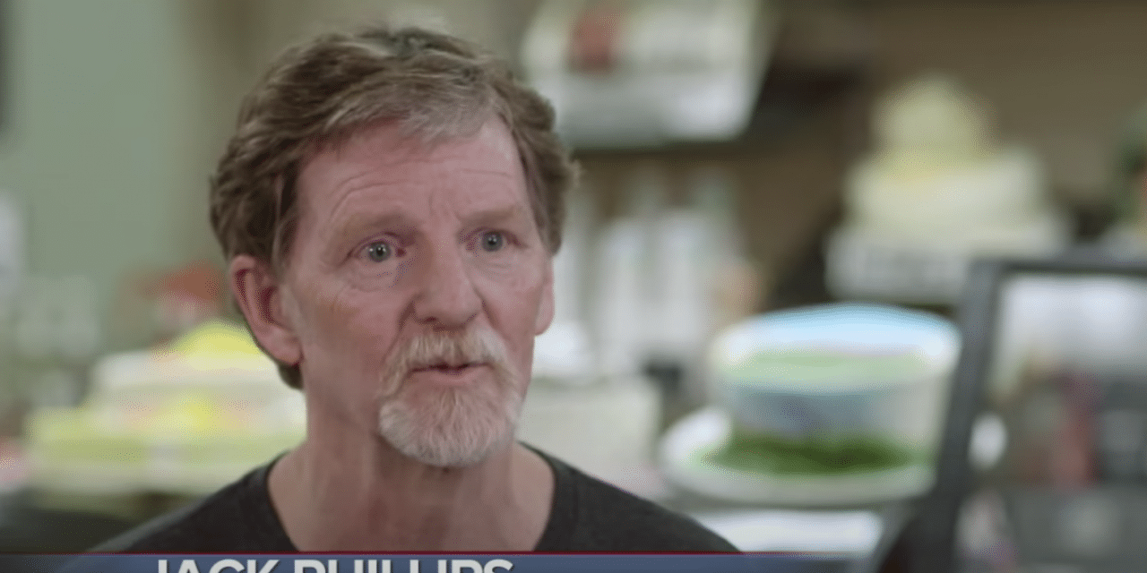 Colorado Baker Sued by Man Wanting to Force Him to Make 'Gender Transition' Cake