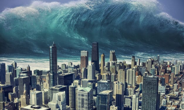 Geologists are warning us to get ready for the next tsunami strike