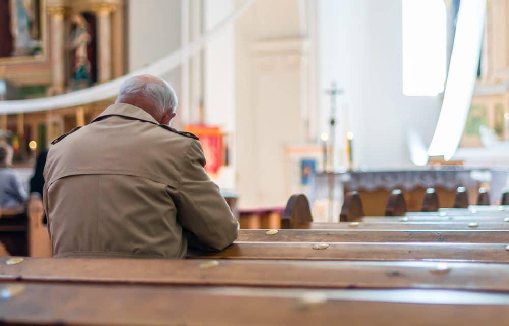 FALLING AWAY: U.S. Church Membership Continues To Fall