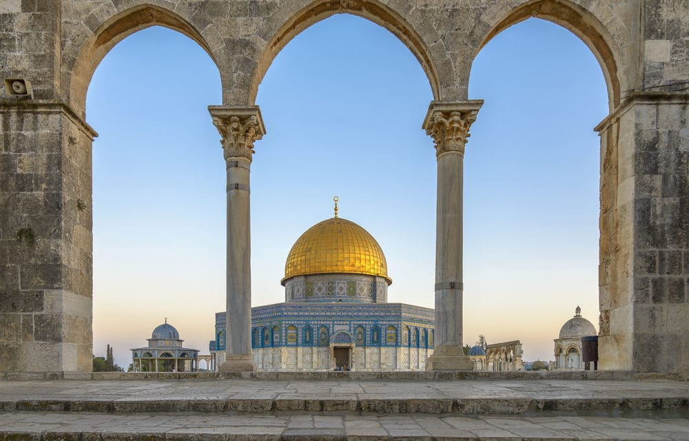 Prominent Rabbis Ask Netanyahu To Allow The Passover Sacrifice On Temple Mount