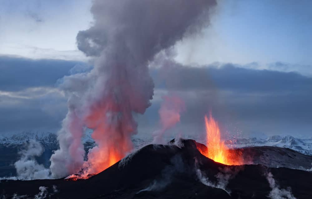 UPDATE: Swarm of 20,000 quakes could make Iceland's volcanoes erupt…