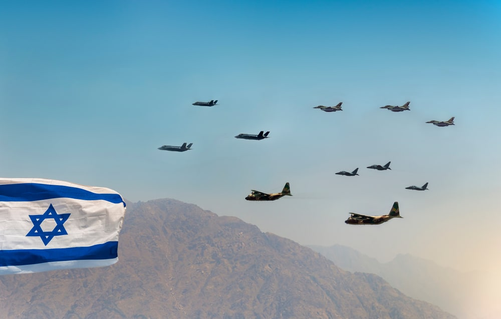 Israel strikes Iranian ship in Red Sea
