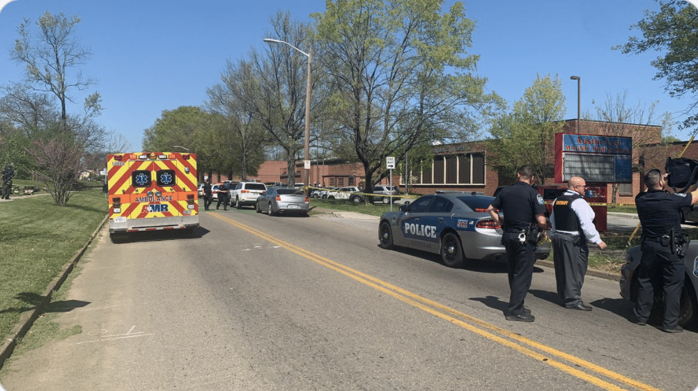Shooting at High School in Knoxville, TN – Multiple gunshot victims, including an officer