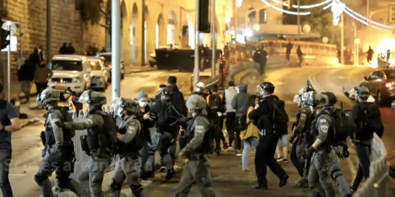 RUMORS OF WAR: Tensions reach boiling point between Israel and Palestine