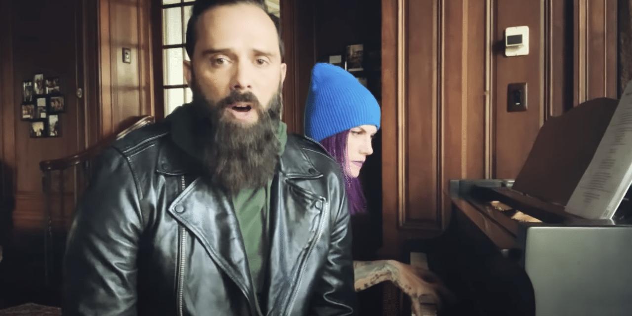 Skillet Frontman John Cooper Warns 'Woke Ideology' is 'Wrecking Christianity'