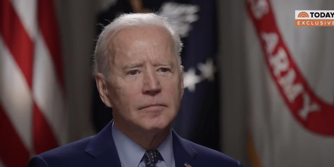 Biden not ruling out ordering military to get vaccinated